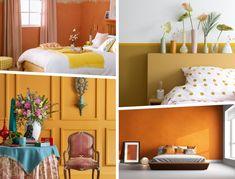 Les 9 meilleures images du tableau chambre orange et gris sur ...
