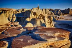 Ah-shi-sle-pah badlands | Flickr - Photo Sharing!
