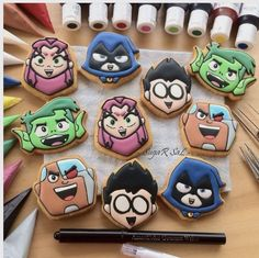 Check out these 15 Awesome Teen Titans Go Birthday Party Ideas. Get ideas for decorations and party supplies to awesome cakes, favors, and more! Teacher Birthday Gifts, Birthday Card Sayings, 4th Birthday Parties, Happy Birthday Banners, Boy Birthday, Teen Titans Go Characters, Royal Icing Sugar, Dad Cake, Its A Boy Balloons