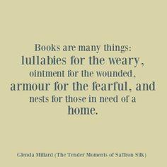 The Tender Moments of Saffron Silk - Glenda Millard