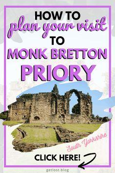 Travel Guides, Travel Tips, Travel Uk, Travel Info, Beautiful Ruins, Travel Around Europe, South Yorkshire, English Heritage, Europe Destinations