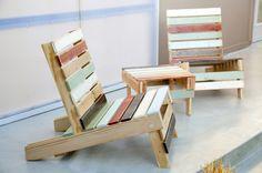 Comment fabriquer un fauteuil en palette – idées cool pour personnaliser son espace à moindre frais