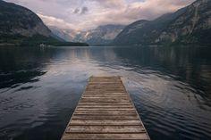 Hallstatt, Austria (by Brian Hammonds)