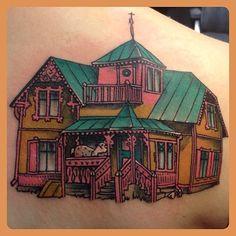 A Victorian Farmhouse