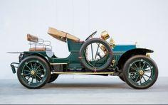 1909 ALCO 40 HP Runabout