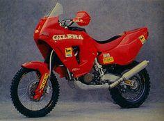 Gilera RC 750 1992 - La Storia della Parigi Dakar