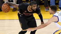 Kyrie Irving and the Cavaliers defeated Steph Curry and the Warriors for the NBA…