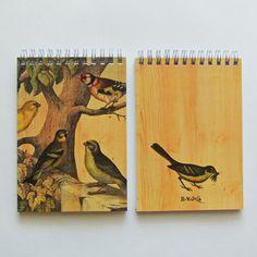 "\""Ptáčci\"" blok A6, 60 listů"