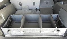 "Rola Spring Loaded Trunk Organizer, Large 38""x15""x7"" Rola Vehicle Organizer 59001"