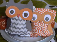 DIY Owl Goodie Bag Printables Pinned by www.myowlbarn.com
