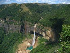 Nohkalikai Falls, Sekkim, India