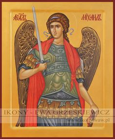 Archangel Michael, Orthodox Icons, Artwork, Work Of Art, Auguste Rodin Artwork, Artworks, Illustrators