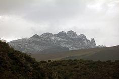 A hike to Lake Michaelson under Point Lenana - Africa's third highest peak at metres. Mount Kenya, Mount Everest, Safari, Hiking, Club, Mountains, Nature, Travel, Africa