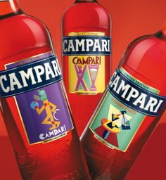 Campari Art Label 2014 | PICAME