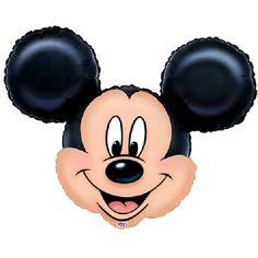 Mickey Mouse Mylar Shape Balloon | 1ct.