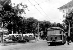 Bratislava, Public Transport, Transportation, Nostalgia, Geo, Times