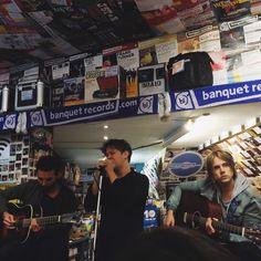 Nothing But Thieves in Banquet Records up on my blog…