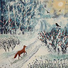 Jo Grundy Art | Winter