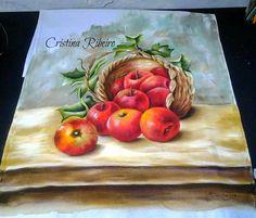 Escola de pintura. Aulas, videoaulas, projetos, workshops. Pinturas em tela, tecido e outras inspirações.   Cristina Ribeiro.