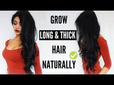 Inversion Method: Grow 1 INCH of Hair in 1 WEEK (Fastest Results) -