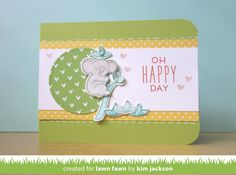 Oh Happy Day Koala Card
