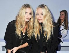 Mary Kate and Ashley Olsen's iconic long blonde hair // 20 Celeb Hairstyles You'll Want To Copy, Parisian Couture Beauty, & More Must-Reads