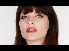 SUPERMODEL SERIES: Milla Jovovich Make-up