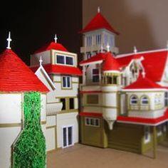 Cath (@thesquaretospare) • Fotos e vídeos do Instagram Mansions, House Styles, Instagram, Home Decor, Miniatures, Decoration Home, Manor Houses, Room Decor, Villas