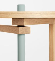 COS & HAY table detail