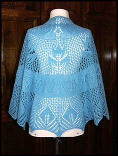 1000+ images about Lace Shawls on Pinterest Highlands ...
