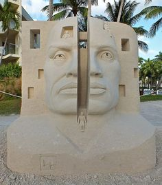 Sand Sculpture 03 | by Key West Wedding Photography