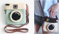 Camera Purse The Best Ideas Free Pattern | Your Crochet
