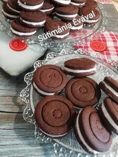 Winter Food, Oreo, Biscuits, Dessert Recipes, Sweets, Dishes, Cookies, Crochet, Cake