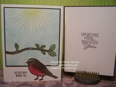 Stampin' Up! Best Birds by Krista Thomas, www.regalstamping.com