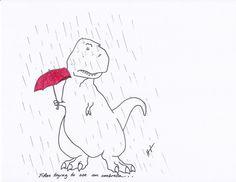 Le Top 15 des trucs qu'un T-Rex ne peut pas faire, parce que ça va cinq minutes