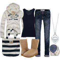 """comfy"" by sandreamarie on Polyvore"
