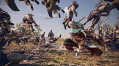 First Dynasty Warriors PS4 Gameplay Walkthrough