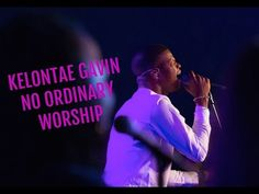 Kelontae gavin - no ordinary worship (official music video) - fm radio Praise Songs, Worship Songs, Praise And Worship, Gospel Music, Music Songs, Music Videos, Choir Songs, Music For You, Kinds Of Music