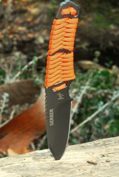 Use paracord to wrap the handle of your fixed blade knives and provide cordage for survival purposes. Check out our great selection of paracord at super low prices... http://www.osograndeknives.com/store/catalog/parachute-cord-311-1.html