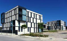 Ladrillo caravista Klinker M9. Edificio residencial - Ardoi (Navarra)