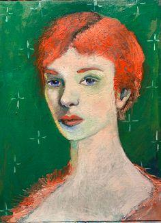 Canvas Board, Oil Painting On Canvas, Peter Pan, The Originals, Portrait, Etsy, Headshot Photography, Portrait Paintings, Peter Pans