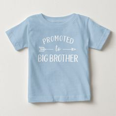Promoted to Big Brother Pregnancy Announcement Baby T-Shirt , | pregnancy photos with siblings family maternity big brothers #Ad #sponsored #Pregnancy #Announcement #Baby #Brother Big Brother Little Brother, Promoted To Big Brother, Sibling Shirts, Sister Shirts, Pregnancy Announcement Photos, Pregnancy Photos, Family Maternity Photos, Baby Bodysuit, Custom Shirts