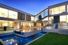 Luxury Homes Around The World Bedroom House Mildord New Zealand Portfolio