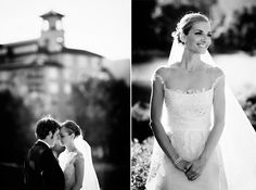A real Colorado wedding taking place at the Broadmoor Hotel in Colorado Springs. Photos by Jason + Gina and the gown is an elegant Lela Rose. Congrats to Mara + Aubrey! #annabe #realcoloradowedding #realwedding #lelarose #thebroadmoorhotel