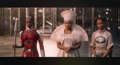 Image result for nakia black panther