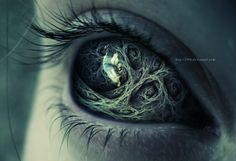 deviant art eye art photos | Creative Commons Attribution-Noncommercial-No Derivative Works 3.0 ...