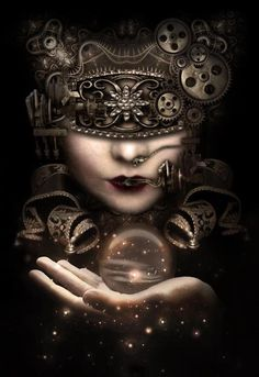 #steampunk art - steamPUNK- ☮k☮