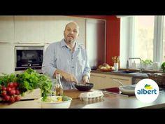 Holandská omáčka a losos s bazalkovou omáčkou - Škola vaření se Zdeňkem Pohlreichem - YouTube
