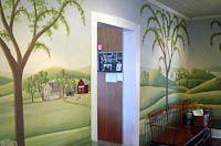 Farm Hallway Mural