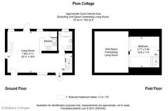 Plum Cottage, Holiday Cottage in Doddington, Kent